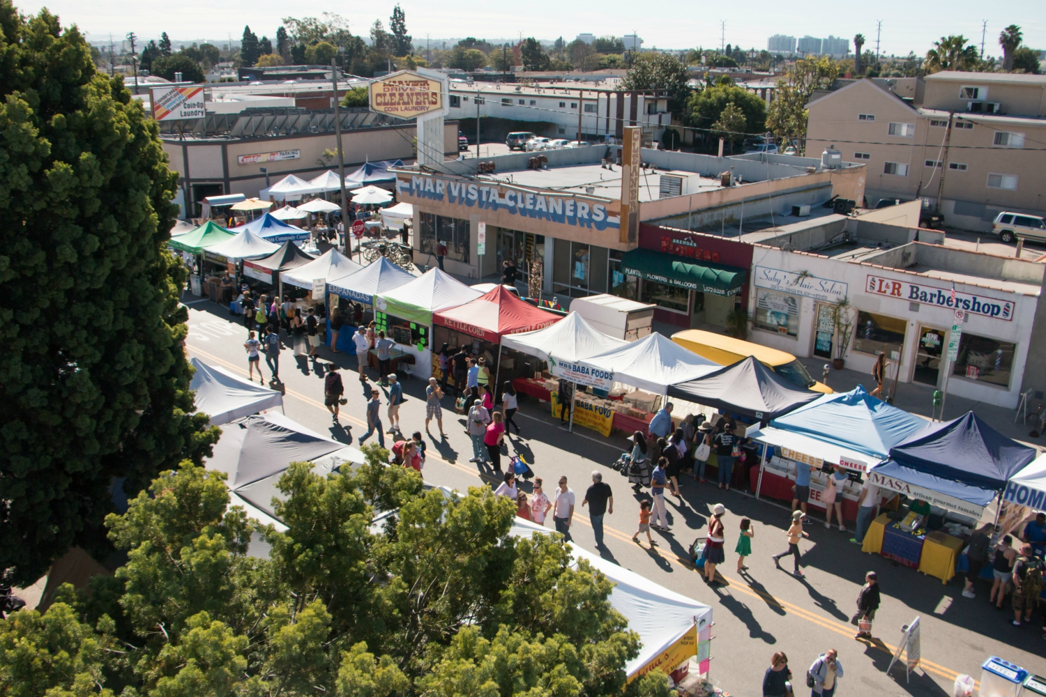 Your Definitive Guide To L A Farmers Markets By Neighborhood