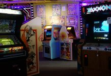 peekaboo gallery pasadena vintage arcade