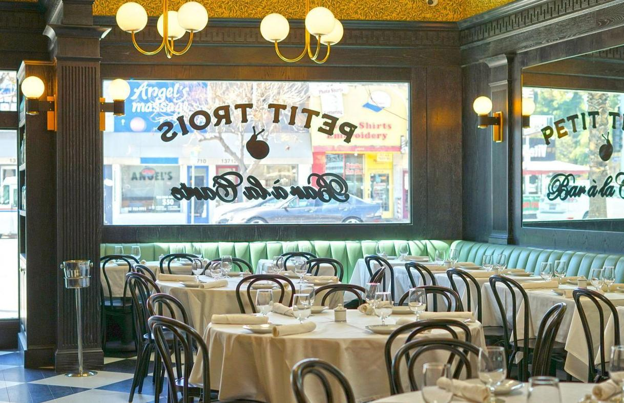 The Valley S New Petit Trois Might Be The Most French