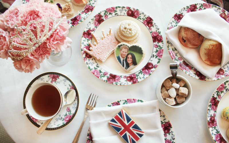 royal wedding los angeles events meghan markle prince harry