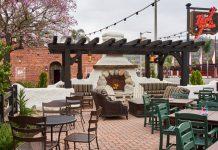 patio tam o'shanter open spring 2018 atwater village outdoor dining walt disney