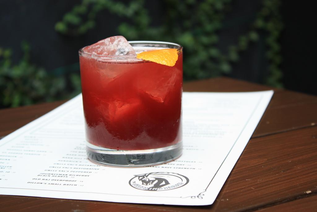 cassis negroni week cocktail stalking horse