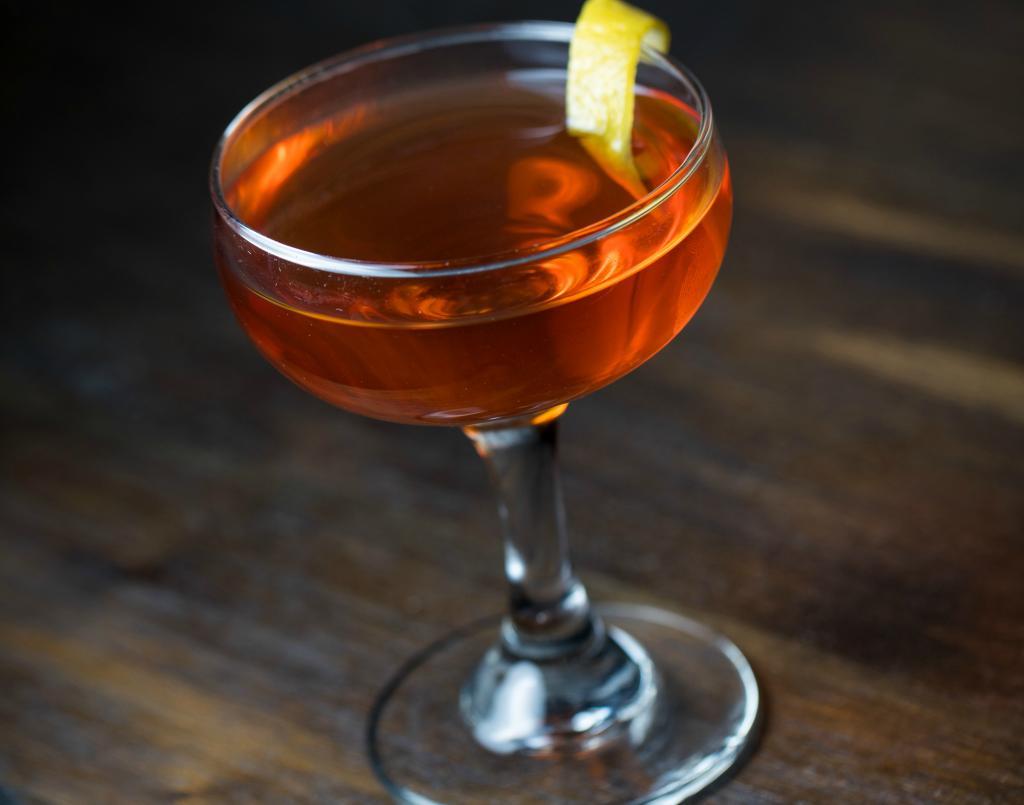 woodley proper cocktail negroni week