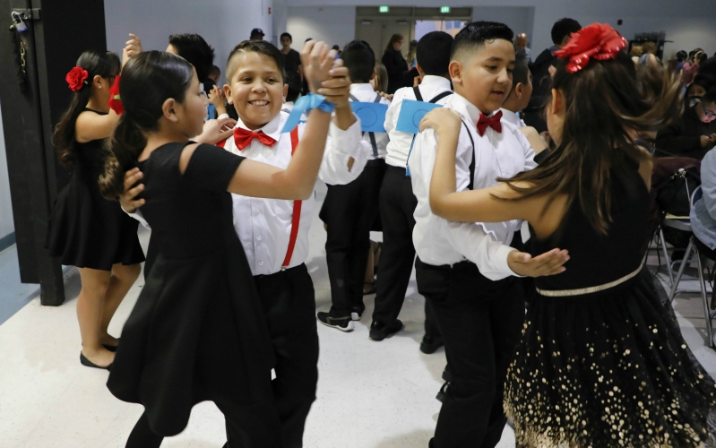 next school year this local program will teach 10 000 kids to dance