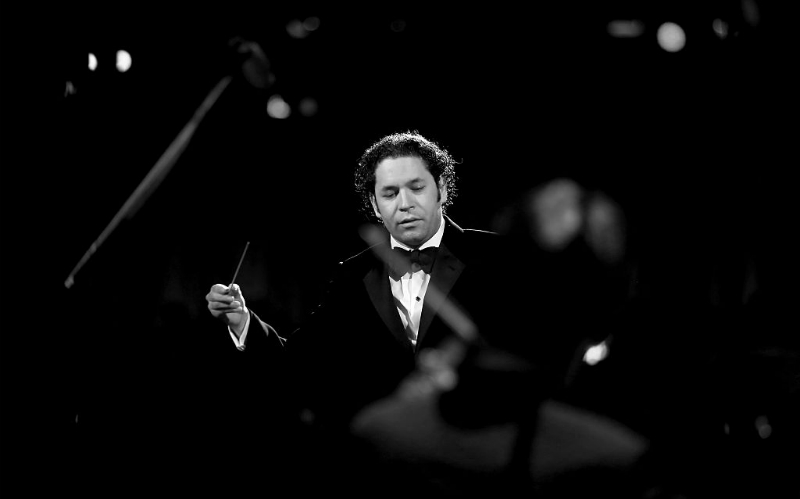 los angeles philharmonic orchestra symphony gustavo dudamel