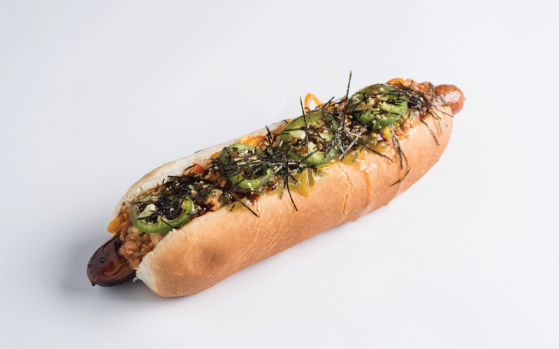 Weird Hot Dog Pictures 8