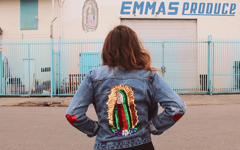 hija de tu madre boyle heights denim jackets
