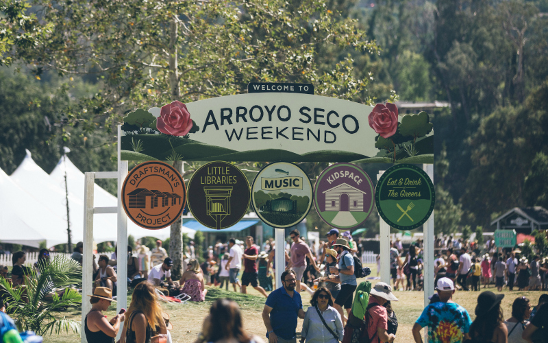 what to eat at arroyo seco weekend festival