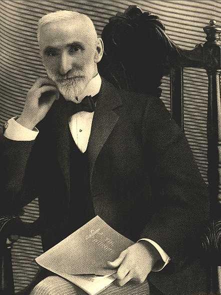 issac newton van nuys los angeles 1904
