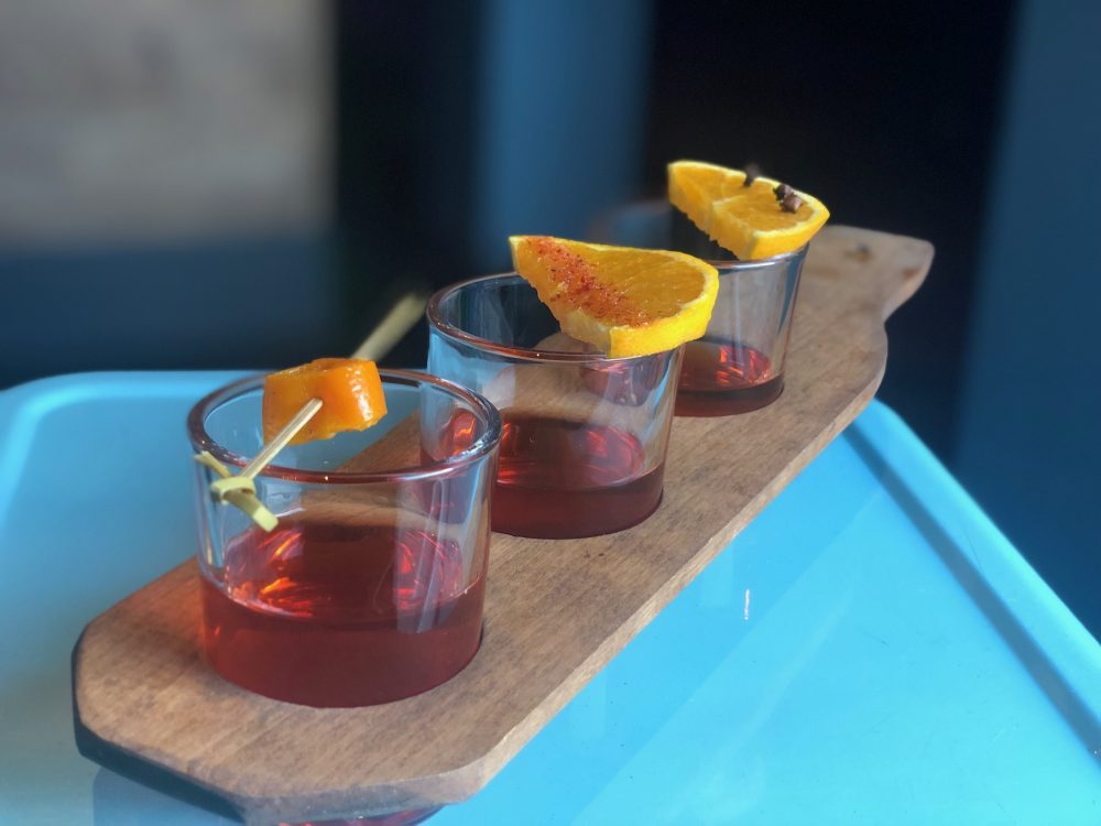 the mermaid negroni week los angeles