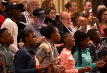 angel city chorale south africa 25 years