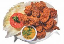 fried chicken international los angeles