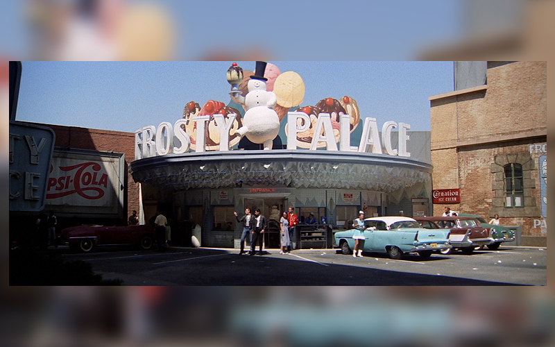 Every La Filming Location From Grease 40 Years Later