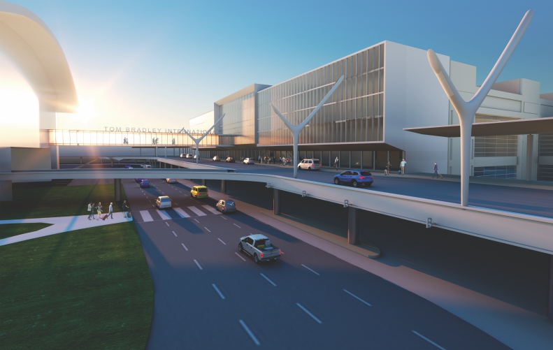A Massive LAX Redo Will Transform the Airport Nobody Loves