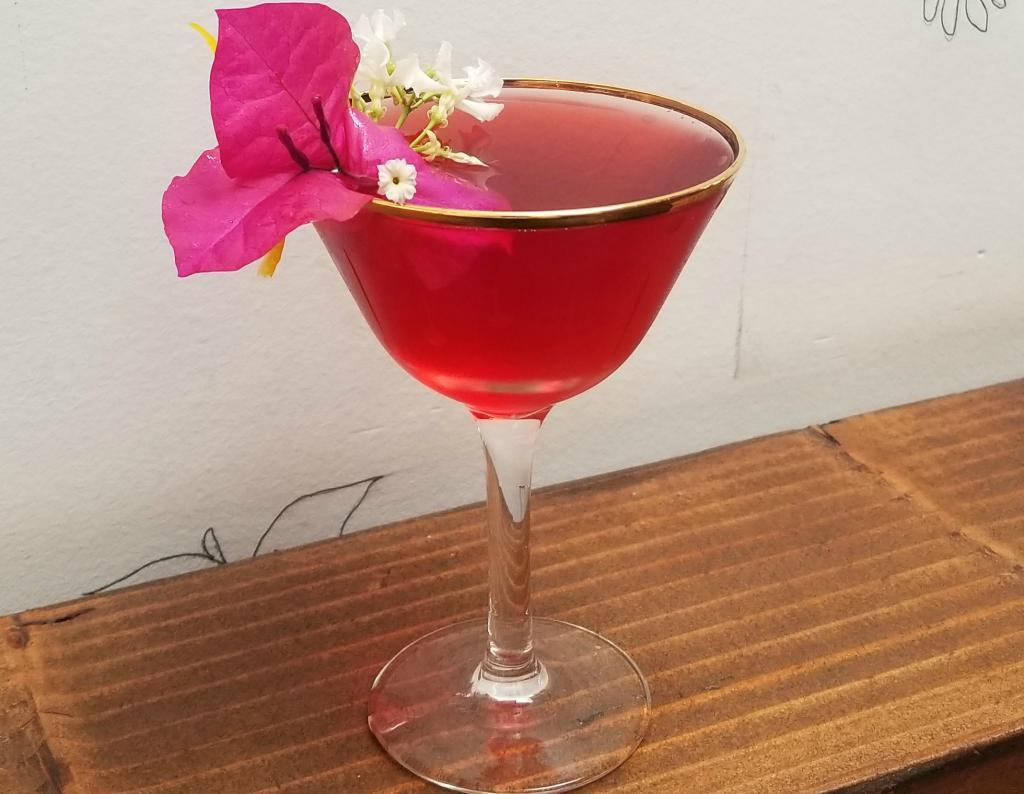 negroni week sawyer silver lake cocktail