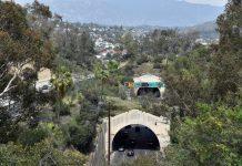 110 freeway arroyo seco parkway los angeles traffic history
