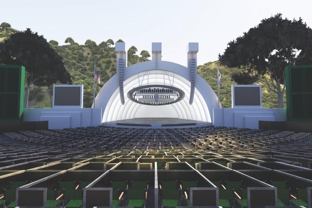 The Hollywood Bowl >> A Closer Look At The Hollywood Bowl Past And Present
