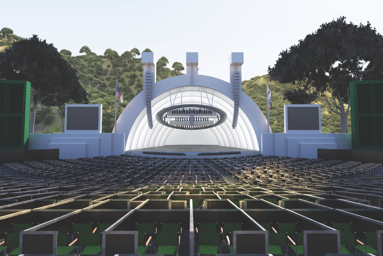 A Closer Look At The Hollywood Bowl Past And Present