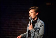 best live podcast tapings los angeles put your hands together cameron esposito