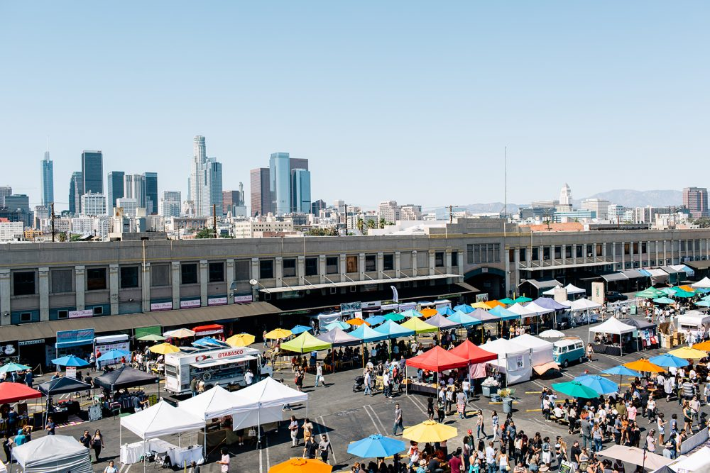 Experience A Taste Of Everything Row Dtla Los Angeles Magazine