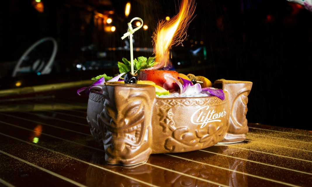Every Signature Tiki Drink At Pacific Seas Ranked
