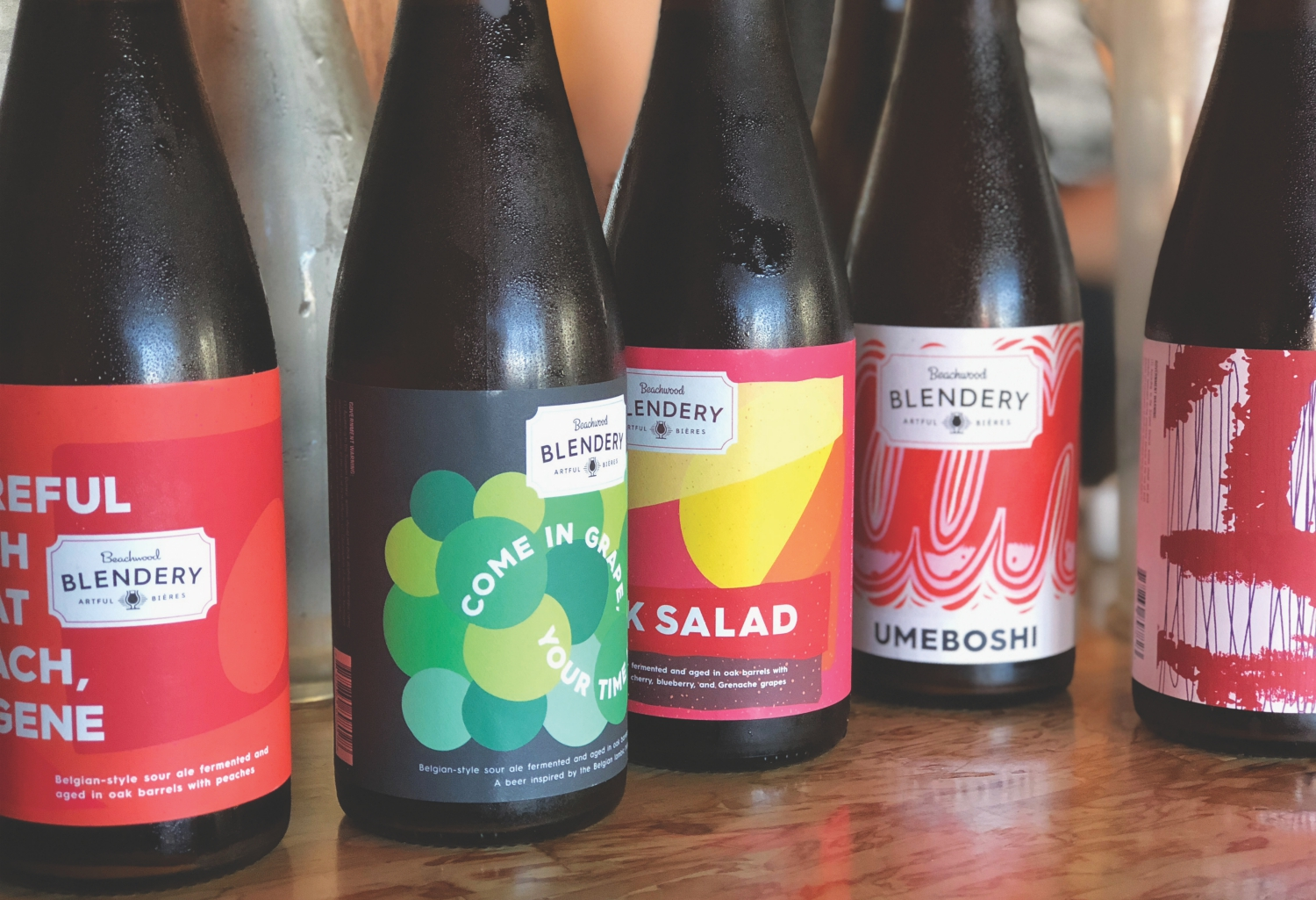 beachwood brewery lambic belgian beer