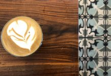 best coffee shops highland park