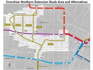 Why a Rail Line Up La Brea Avenue Isn\'t a Great Idea