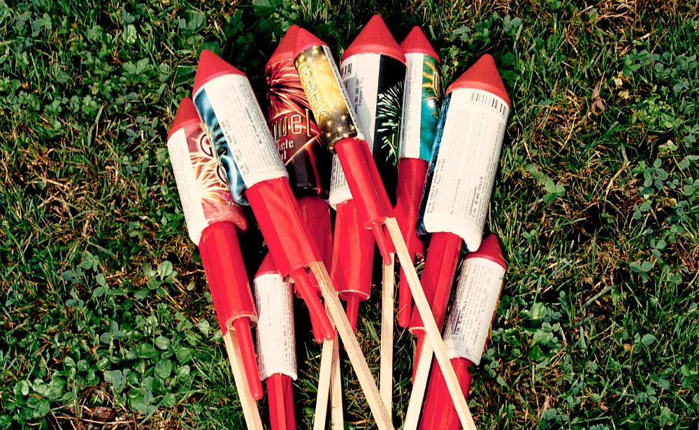 illegal fireworks la danger fourth of july