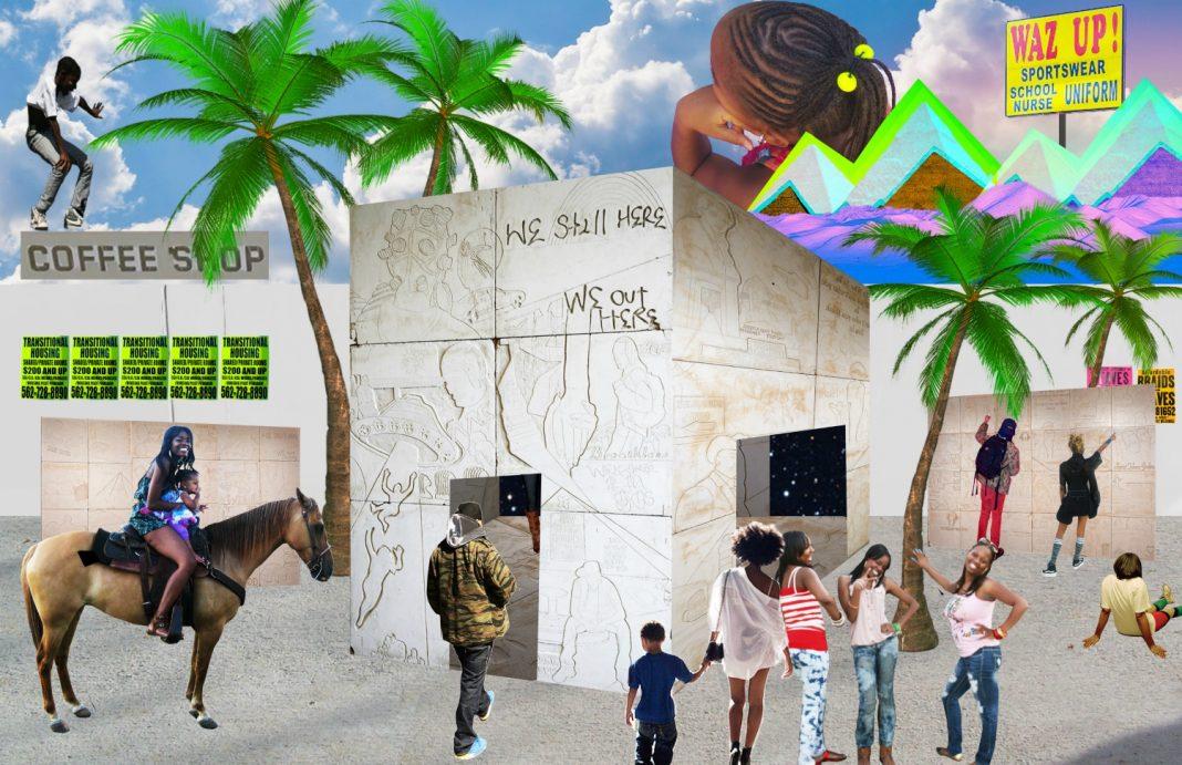 lauren halsey crenshaw hieroglyph project