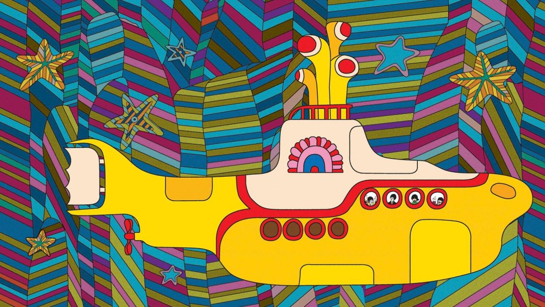 cinespia september lineup yellow submarine