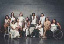 women changing los angeles