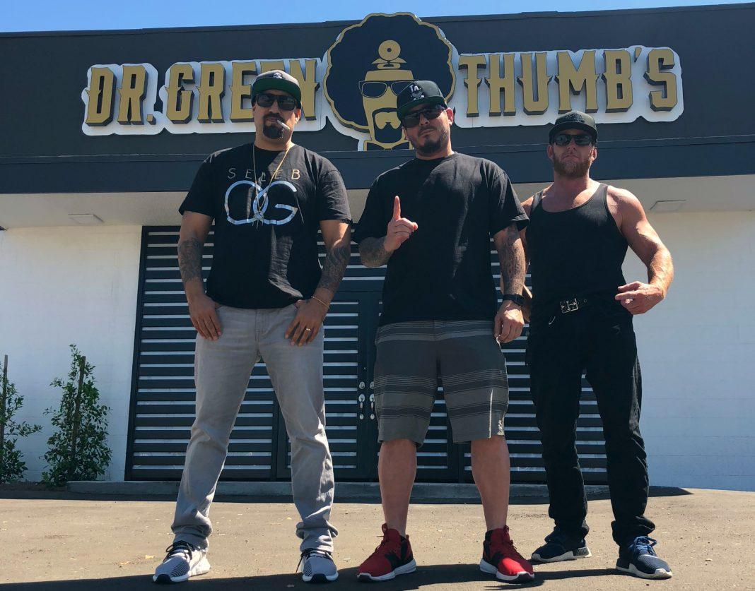 b7ab50204b811 Cypress Hill Rapper B-Real Is Opening an Upscale Marijuana Shop in the  Valley