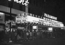 3d movie los angeles 1953