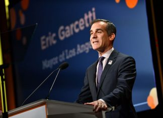 Eric Garcetti Washington Post