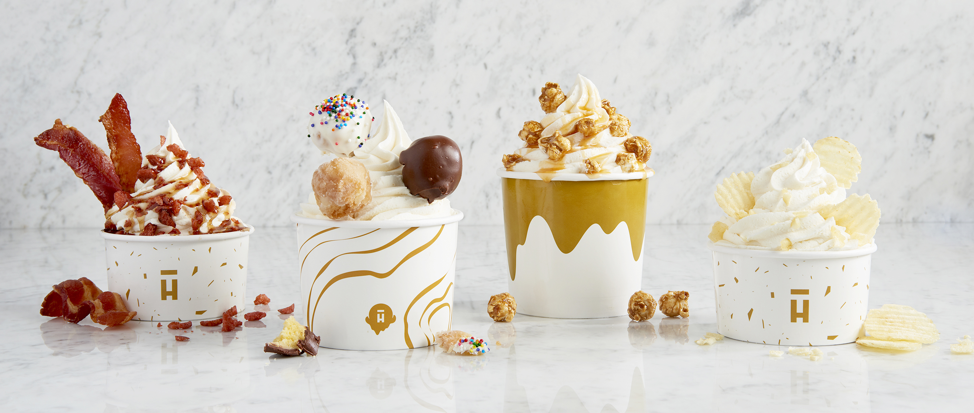 Halo Top Arrives At The Grove And Is Giving Out Free Ice Cream To Celebrate