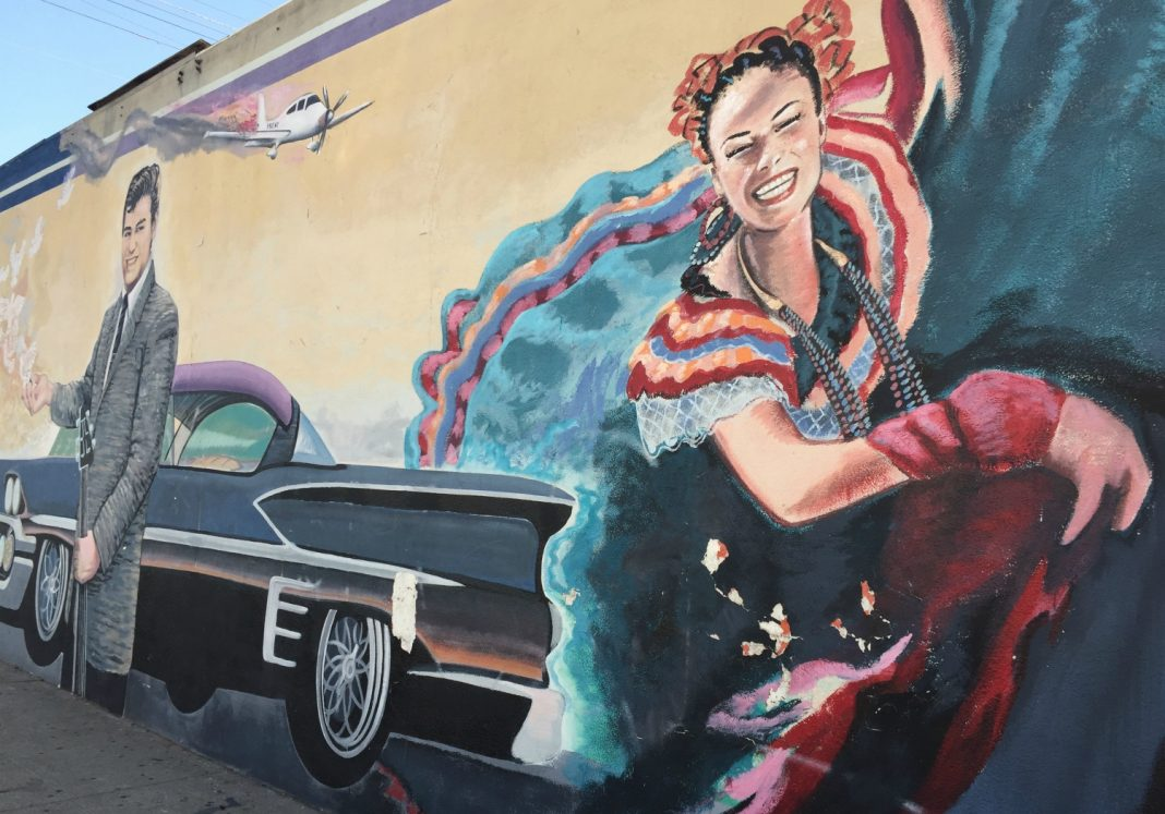 ritchie valens mural los angeles