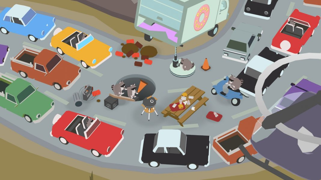 donut county video game