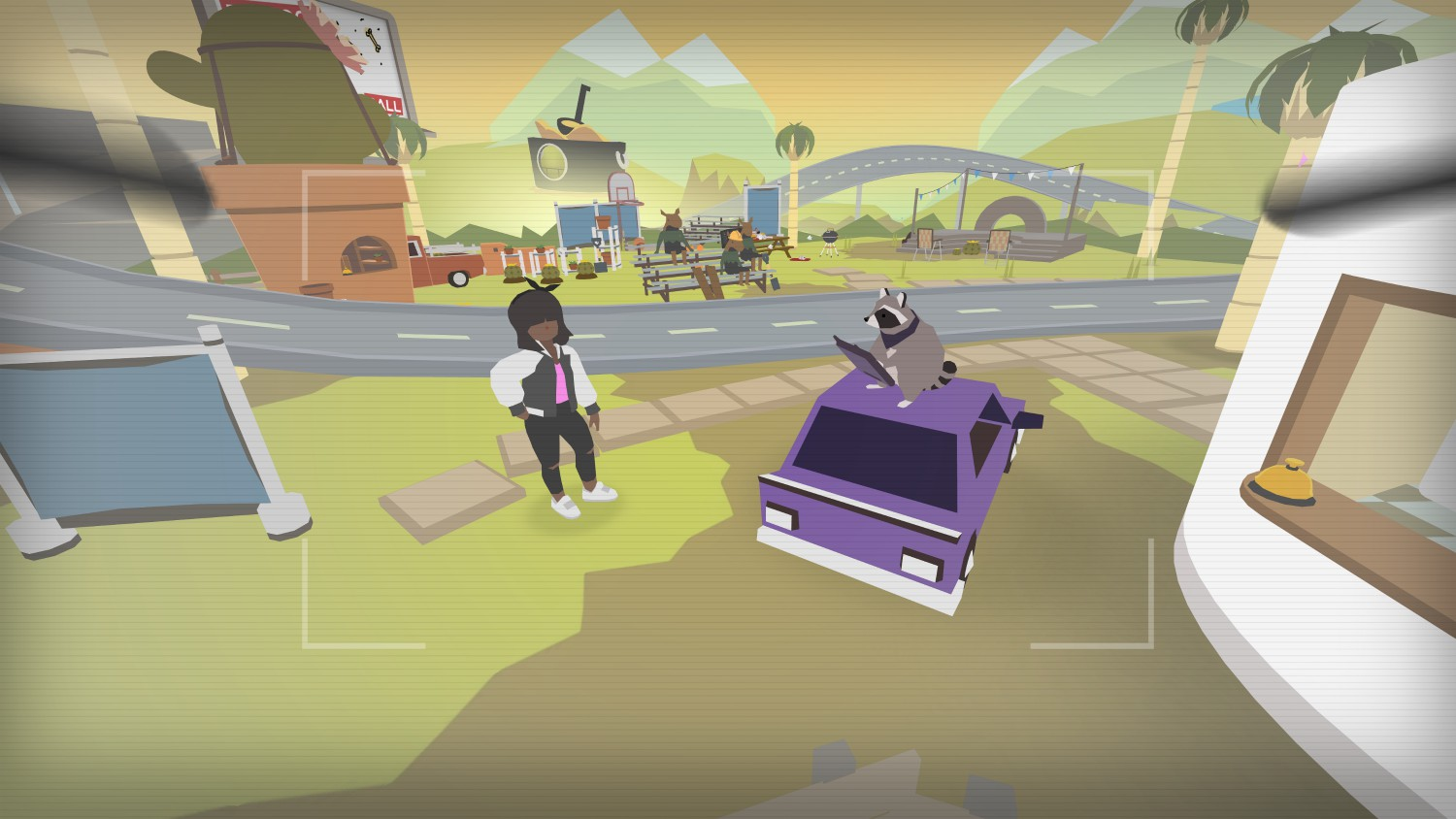 Donut County video game los angles gentrification