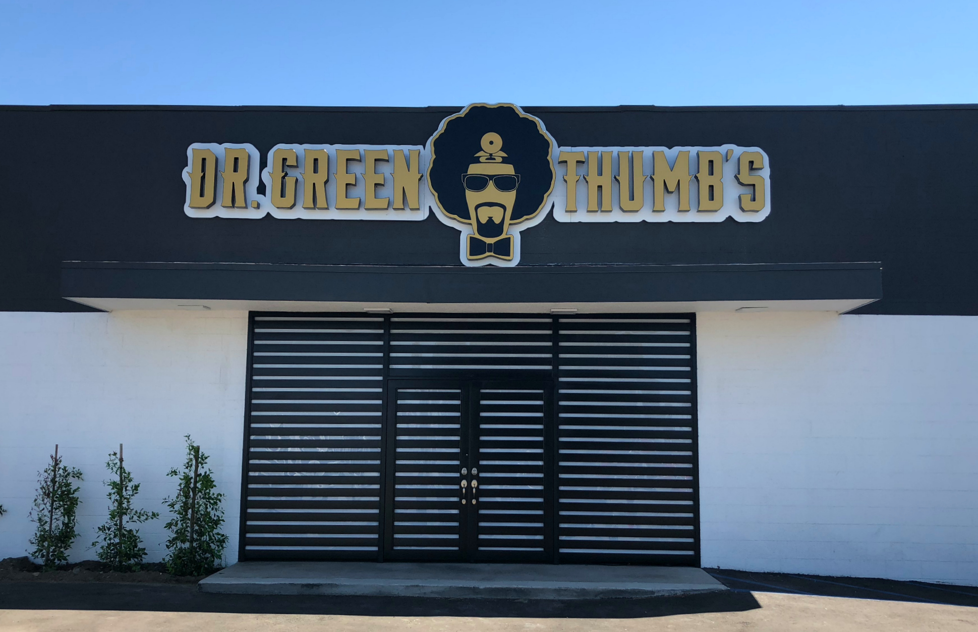 Dr  Greenthumb Is the Valley's New Pot Shop from Cypress