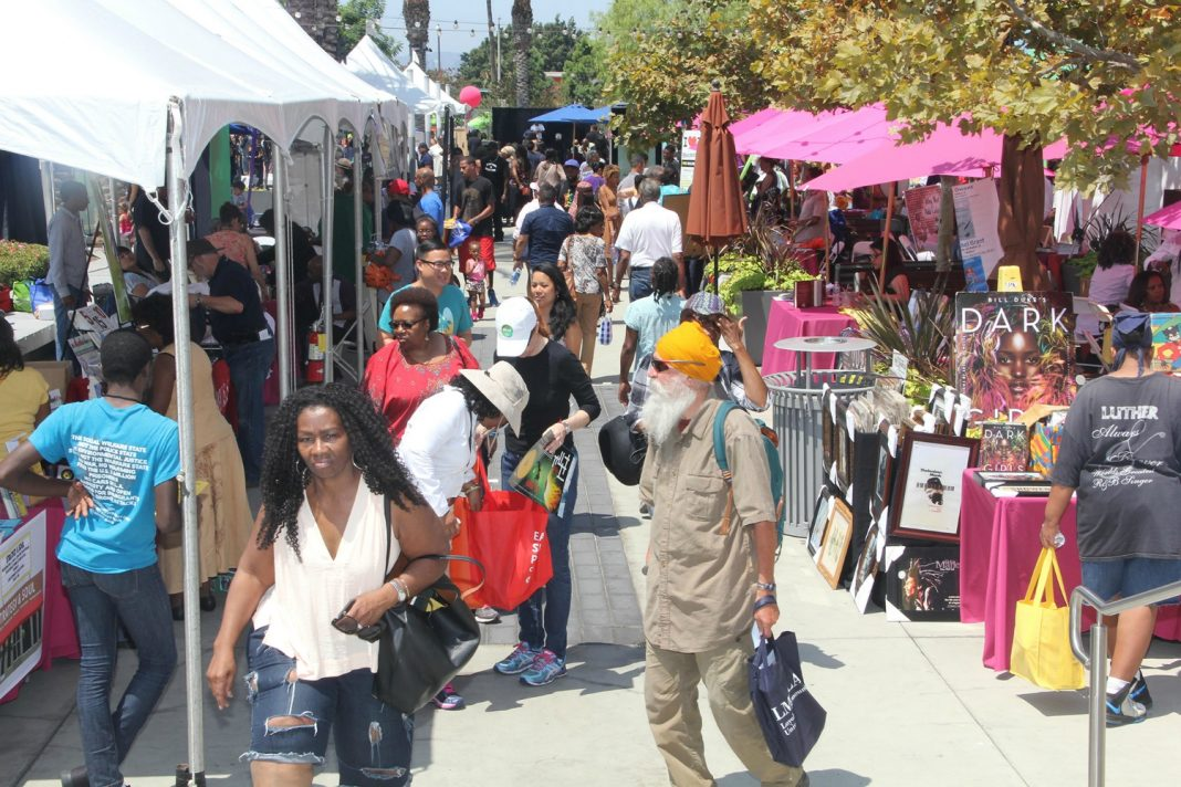 leimert park village book fair