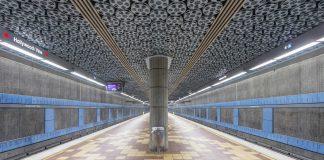 metro red line subway dirt