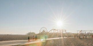 best things to do in la santa monica beach