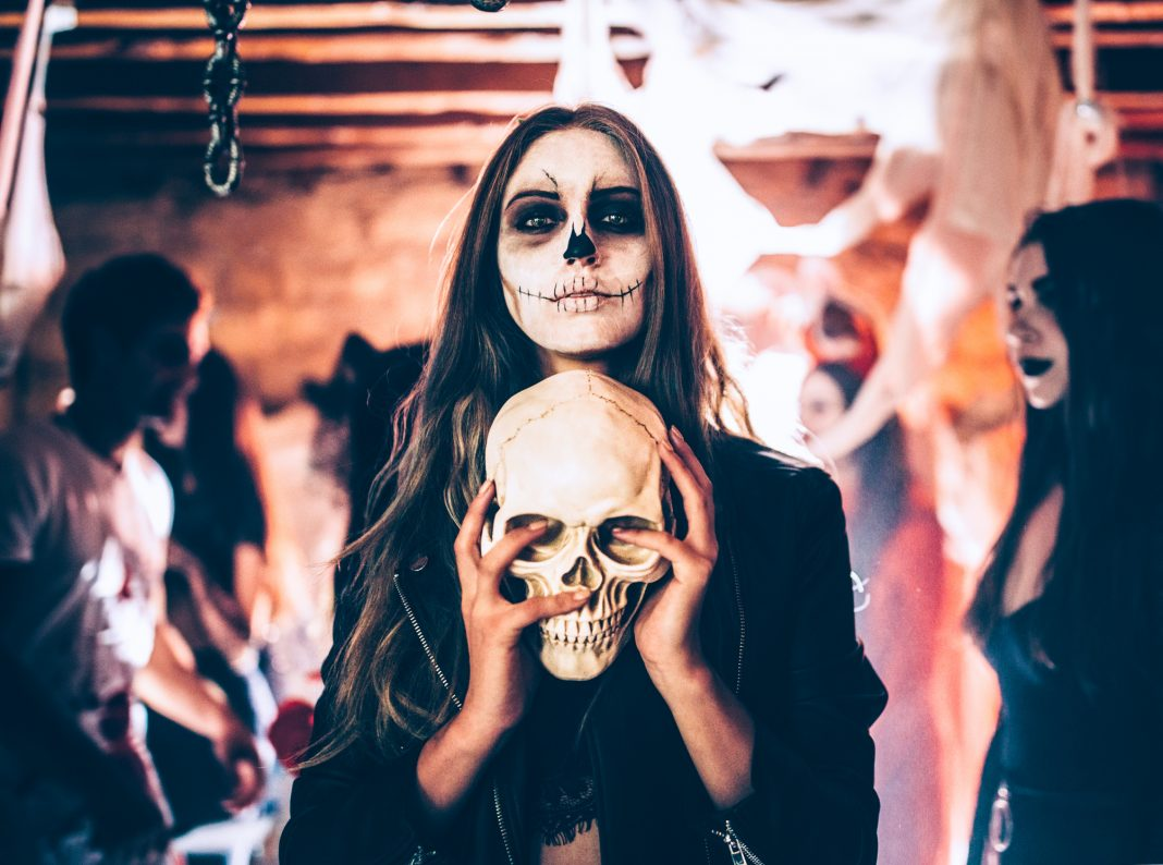 halloween events in los angeles 2018 because it's haunting time
