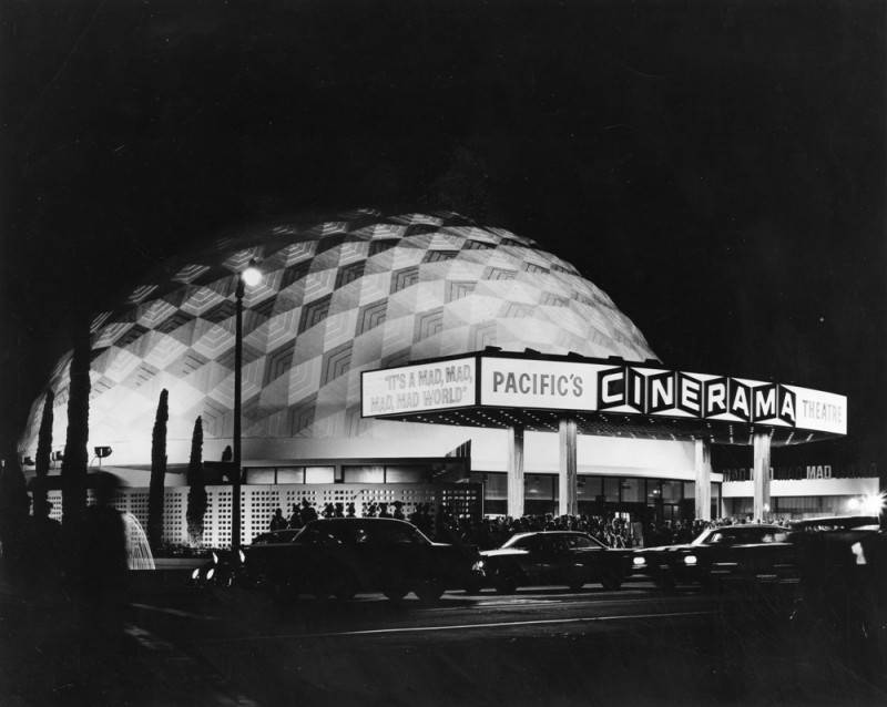 Its a mad mad mad mad world at cinerama dome