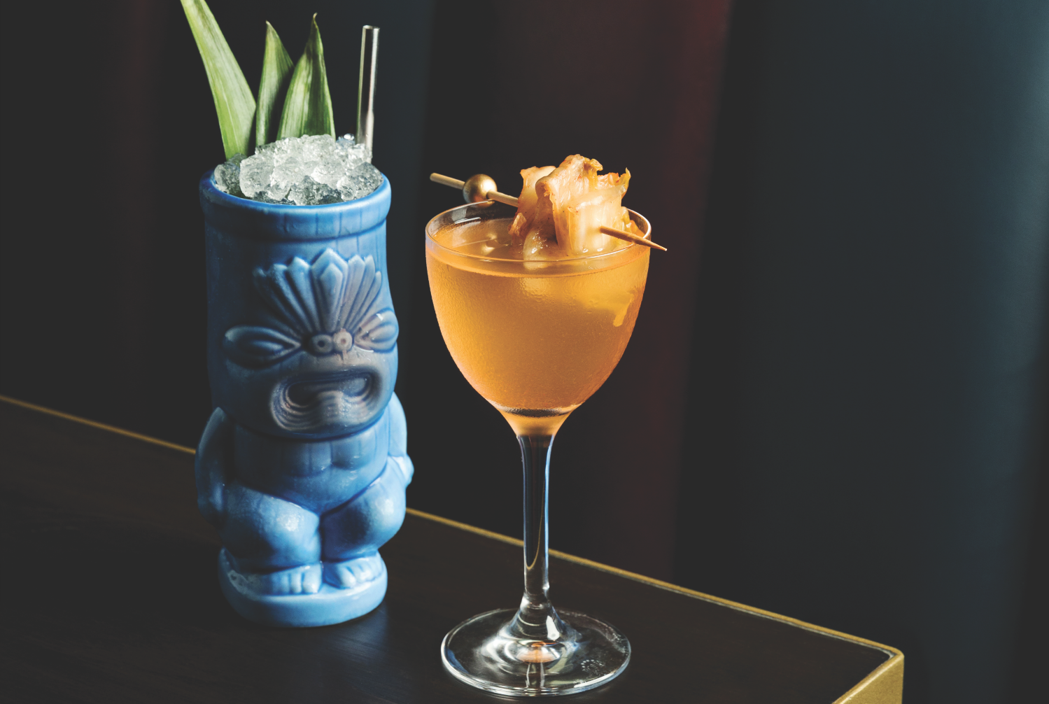 At Duello, the History of the Arts District Comes Alive—in Cocktail Form