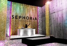 SEPHORiA Sephora Pop-Up LA