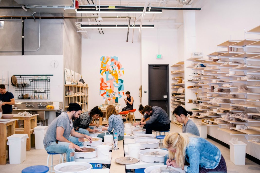 8 Fun Classes For Grownups With Back To School Fomo