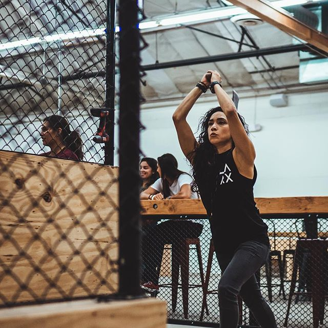 axe throwing los angeles