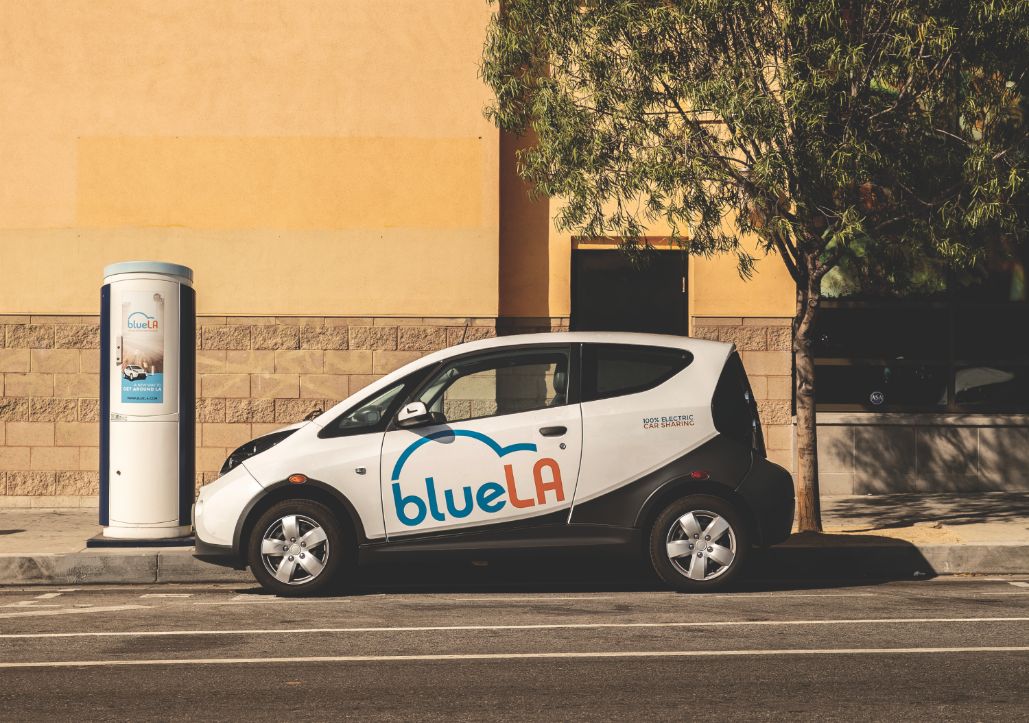 bluela car share los angeles best car share los angeles